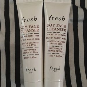Fresh Mini Soy Face Cleanser Duo